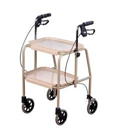 walking aid trolley