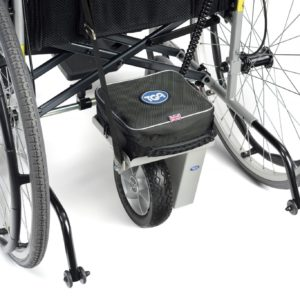 Powerpack for wheelchair