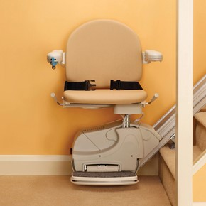 Simplicity straight stair lift