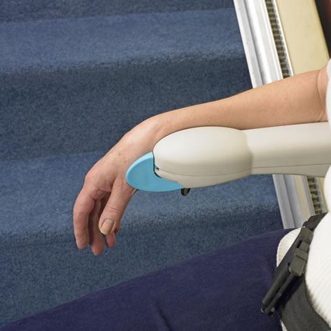 Simplicity hand control