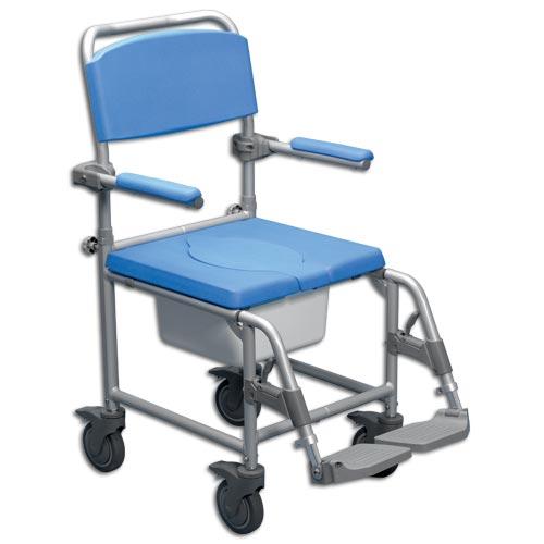 Attendant shower chair - Kissack Care Ltd